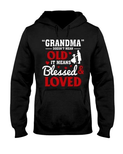 GRANDMA DOESNT MEAN OLD
