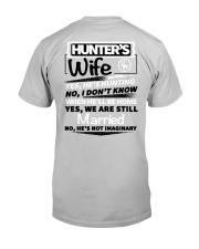 Hunting - hunter's wife Classic T-Shirt thumbnail