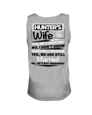 Hunting - hunter's wife Unisex Tank thumbnail
