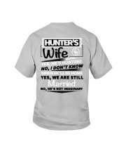 Hunting - hunter's wife Youth T-Shirt thumbnail