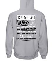 Hunting - hunter's wife Hooded Sweatshirt thumbnail