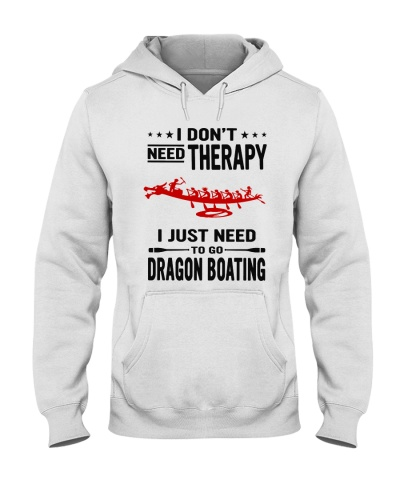 Dragon boat-Therapy