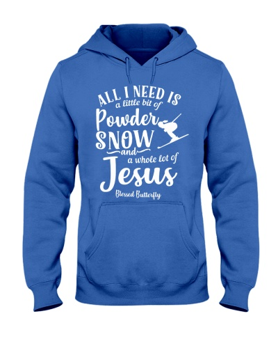 Skiing need Powder Snow and Jesus 0005