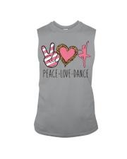 Peace Love Dance - Ballet Sleeveless Tee thumbnail