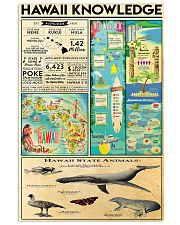 Hawaii Knowledge 11x17 Poster front