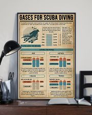 GASES FOR SCUBA DIVING 9993 0012 11x17 Poster lifestyle-poster-2