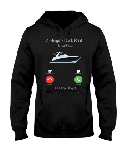 A Stingray Deck Boat calling-DQ