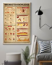 Bbq master knowledge  11x17 Poster lifestyle-poster-1