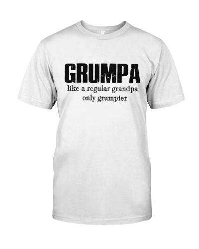 Grandpa- Grumpa