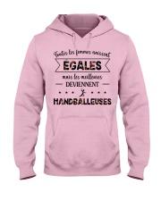 handballeuses - les meilleures Hooded Sweatshirt front