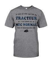 Un Mec Normal - Tracteur GR Classic T-Shirt thumbnail