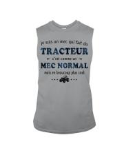 Un Mec Normal - Tracteur GR Sleeveless Tee thumbnail