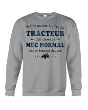 Un Mec Normal - Tracteur GR Crewneck Sweatshirt thumbnail