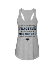 Un Mec Normal - Tracteur GR Ladies Flowy Tank thumbnail