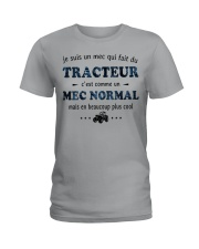 Un Mec Normal - Tracteur GR Ladies T-Shirt thumbnail