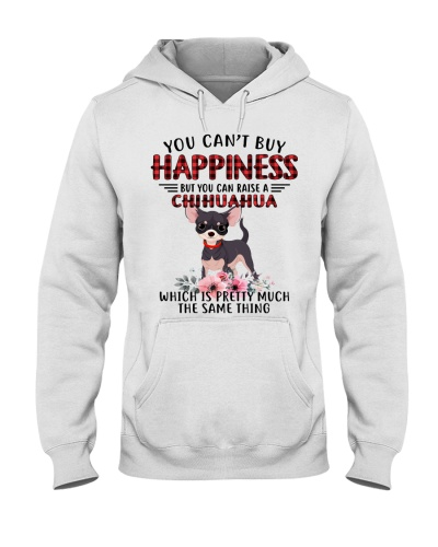 Chihuahua but you can raise a chihuahua