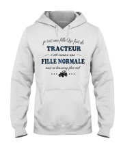 Fille Normale - TRACTEUR Hooded Sweatshirt front