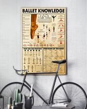 Ballet Knowledge 24x36 Poster lifestyle-poster-7