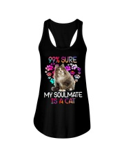 My Soulmate Ladies Flowy Tank thumbnail