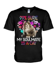 My Soulmate V-Neck T-Shirt thumbnail