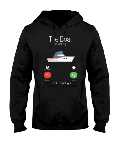the boat is calling