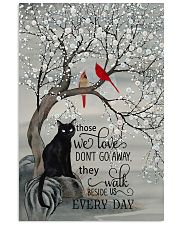Those We Love Don't Go Away 24x36 Poster front