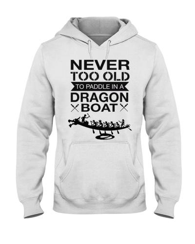 Dragon boat  Never Old Ha