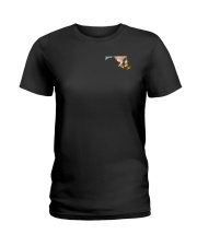 Maryland USA Flag Ladies T-Shirt thumbnail