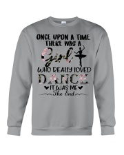 Once Upon A Time - Ballet Crewneck Sweatshirt thumbnail