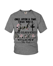 Once Upon A Time - Ballet Youth T-Shirt thumbnail