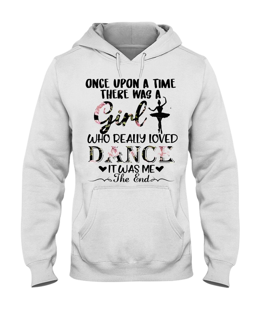 Once Upon A Time - Ballet Hooded Sweatshirt