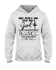 Once Upon A Time - Ballet Hooded Sweatshirt front