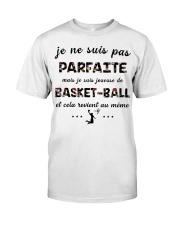 Basketball - Je ne Suis Pas Parfaite Classic T-Shirt thumbnail