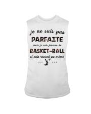 Basketball - Je ne Suis Pas Parfaite Sleeveless Tee thumbnail