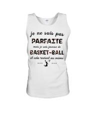 Basketball - Je ne Suis Pas Parfaite Unisex Tank thumbnail