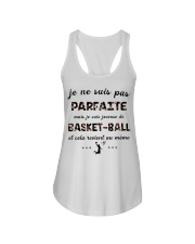 Basketball - Je ne Suis Pas Parfaite Ladies Flowy Tank thumbnail