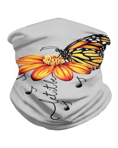 bandana butterfly let it be