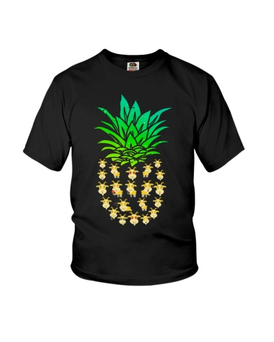 pineapple goat cute