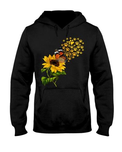 Cat Sun Flower