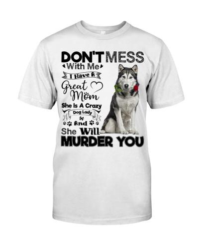 dog mom crazy husky 9997