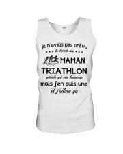 Maman Triathlon Unisex Tank thumbnail