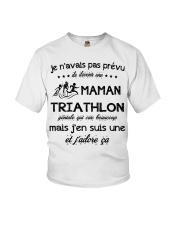 Maman Triathlon Youth T-Shirt thumbnail