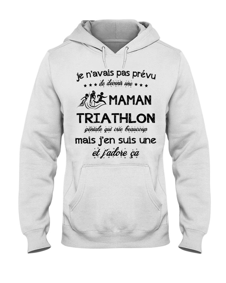 Maman Triathlon Hooded Sweatshirt