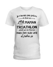 Maman Triathlon Ladies T-Shirt thumbnail