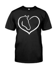 Horse Lover  Classic T-Shirt thumbnail