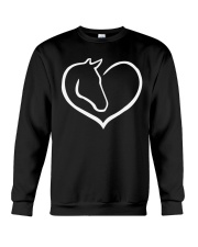 Horse Lover  Crewneck Sweatshirt thumbnail