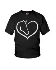 Horse Lover  Youth T-Shirt thumbnail