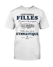 Filles Font De La Gymnastique Classic T-Shirt thumbnail