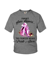 Forget Glass Slippers - Ballet Youth T-Shirt thumbnail