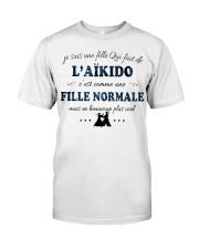 Fille Normale - L'aïkido Classic T-Shirt thumbnail